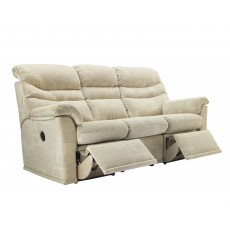G Plan Malvern Power 3 Seater Recliner Sofa