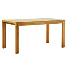Bosco Oak Small Extending Dining Table