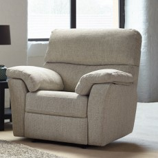 Naples Manual Recliner Chair
