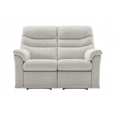 G Plan Malvern 2 Seater Manual Recliner with LHF or RHF Action Sofa