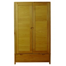 Bosco 2 Door Wardrobe