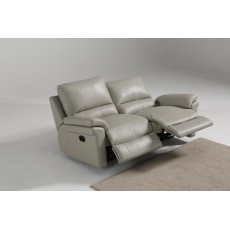 Amalfi 2 Seater Manual Recliner Sofa