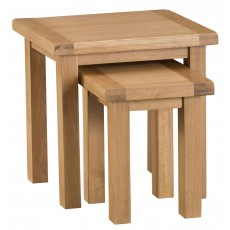 Cotleigh Nest of 2 Tables