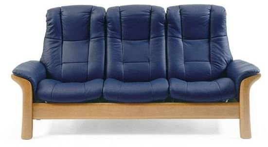 Stressless Windsor High Back 3 Seater