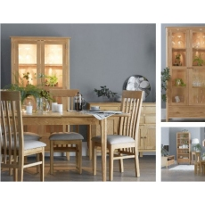 Newton Oak Finish Dining and Lounge
