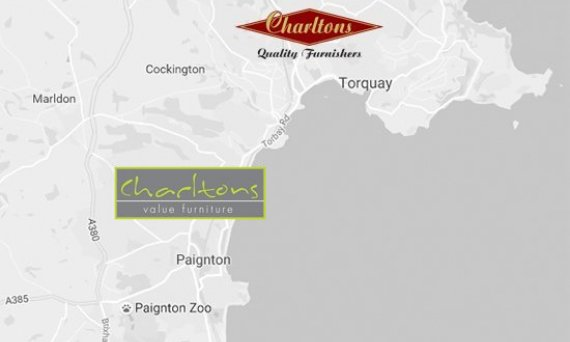 Find our stores in Torquay and Paignton
