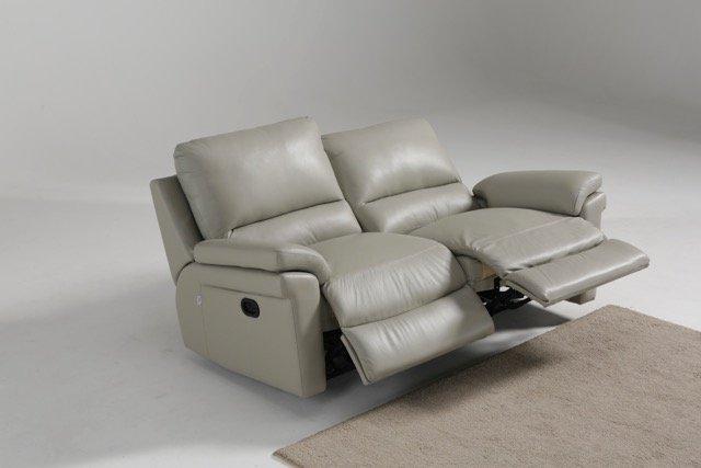 Sensational Amalfi 2 Seater Manual Recliner Sofa Dailytribune Chair Design For Home Dailytribuneorg