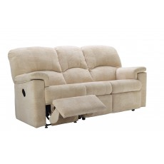 G Plan Chloe 3 Seater Manual Recliner Sofa with LHF or RHF Action