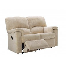 G Plan Chloe 2 Seater Manual Recliner Sofa with LHF or RHF Action