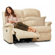 Sherborne Olivia 2 Seater Manual Recliner Sofa