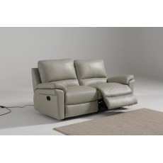 Amalfi 2 Seater Manual Recliner Sofa with LHF or RHF Action