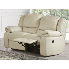 Bari 2 Seater Manual Recliner Sofa