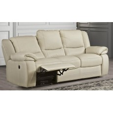 Bari 3 Seater Power Recliner Sofa