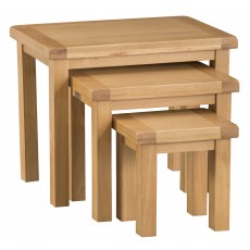 Cotleigh Nest of 3 Tables