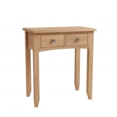 Galmpton Dressing Table in Light Oak Finish