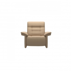 Stressless Mary Chair with Upholstered Arm available with or without Recliners