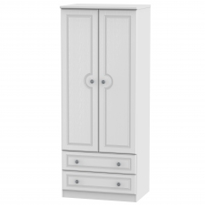 Grasmere Standard 2 Drawer Robe