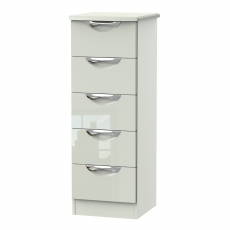 Derwent 5 Drawer Narrow Chest