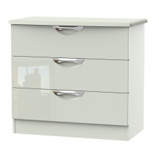 Derwent 3 Drawer Wide Chest