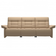 Stressless Mary 3 Seater Sofa with Upholstered Arms available with or without Recliners