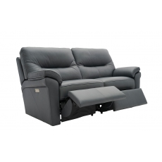 G Plan Seattle 2.5 Seater Sofa available with recliner actions