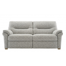G Plan Seattle 3 Seater Sofa available with recliner actions