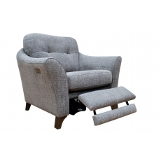 G Plan Hatton Snuggler Sofa with Power Footrest