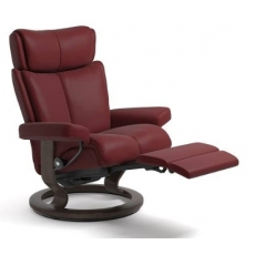 Stressless Magic Single or Dual Motor Power Recliner Chair