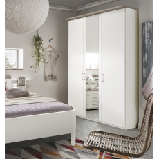 Wiemann Richmond  Mirrored Door Wardrobe