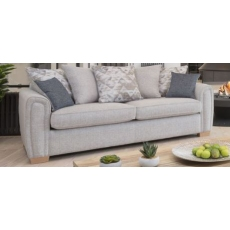 Alstons Memphis Grand Sofa (Pillow Back)