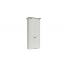 Hadleigh Tall 2 Door Wardrobe
