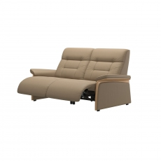 Stressless Mary 2 Seater Sofa with 2 Power Recliner Actions