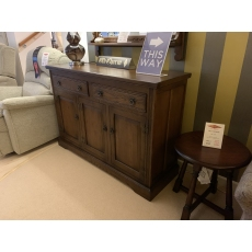 Old Charm OC2845 Three Door Sideboard