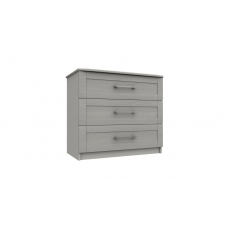 Nashville 3 Drawer Chest