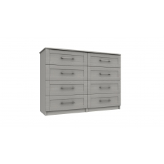 Nashville 4 Drawer Double Chest