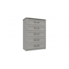 Nashville 5 Drawer  Chest