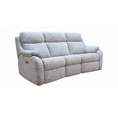 G Plan Kingsbury 3 Seater Curved Sofa