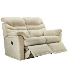 G Plan Malvern Manual Recliner 2 Seater Sofa