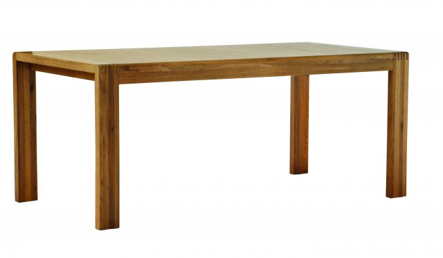 Bosco Oak Medium Extending Dining Table