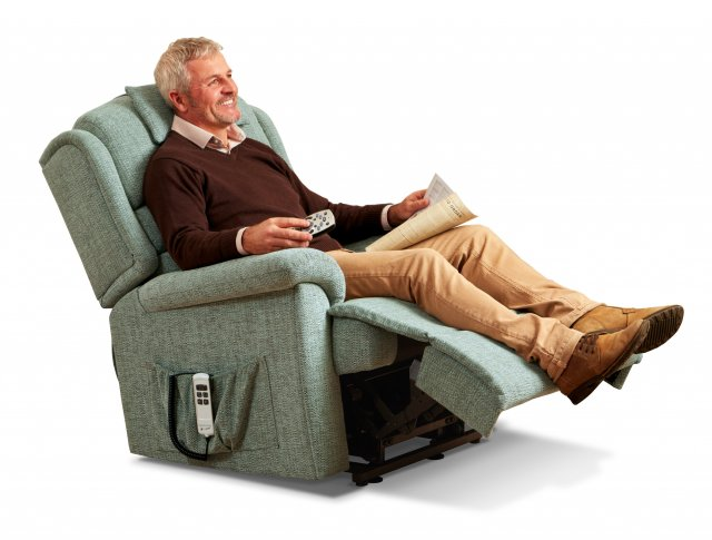Sherborne Olivia Single Motor  Lift and Rise Recliner