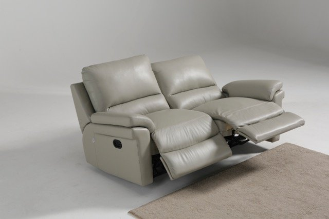 Amalfi 2 Seater Power Recliner Sofa