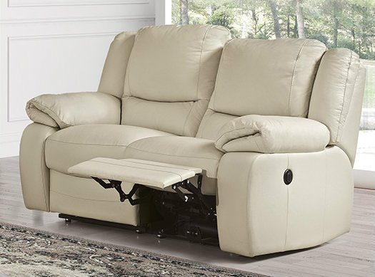 Bari 2 Seater Power Recliner Sofa