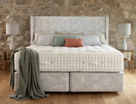 Harrison Beds Santorini 27000 Pocket Sprung Divan