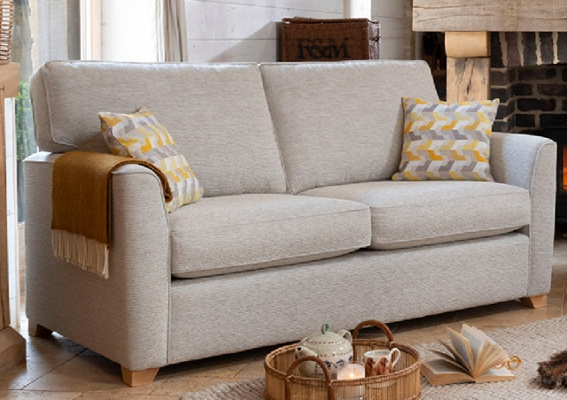 Alstons Reuben 3 Seater Sofabed