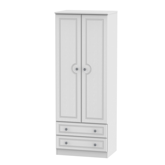 Grasmere Tall 2 Drawer Robe