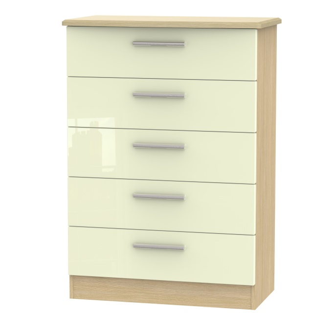 Mayfair 5 Drawer Chest