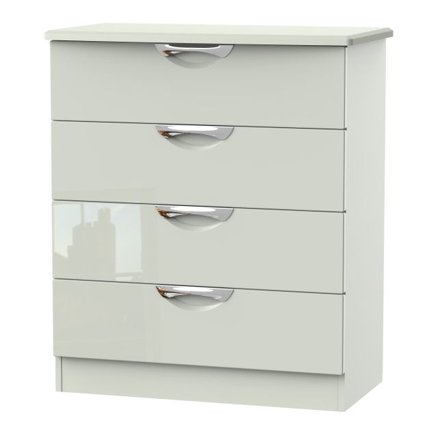 Derwent 4 Drawer Wide Chest