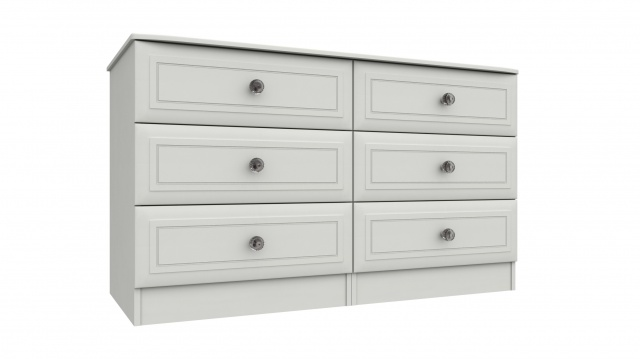 Atlanta 3 Drawer Double Chest