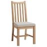 Galmpton Dining Chair with Fabric Seat