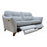 G Plan Hatton 3 Seater Sofa with Power Footrest